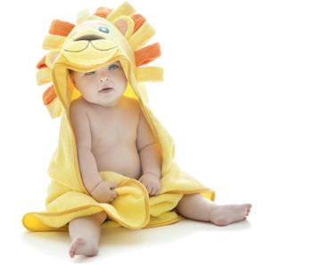 best baby bath towels