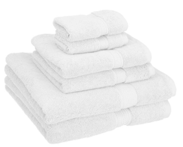 best white bath towels