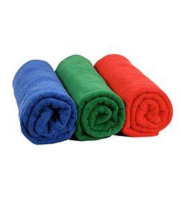 solid kids beach towels